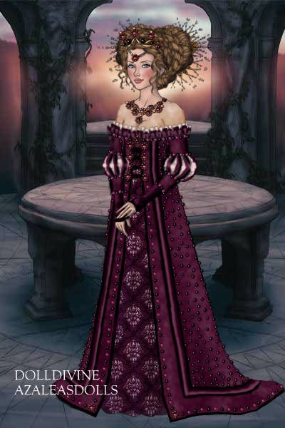 Posh Rapunzel ~ Maybe the evil witch wasn't that evil. M