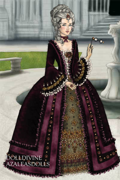 Marquise de Goth ~ And here's the female counterpart to the