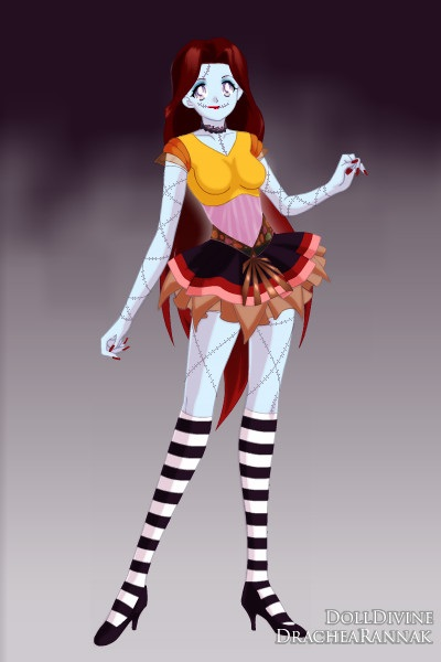 Sally ~ Sally from The Nightmare Before Christma