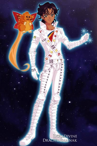 Captain EO ~ Starring Michael Jackson in a 3D Space A