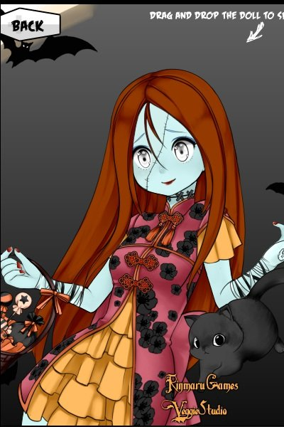 Sally (Nightmare Before Christmas) ~