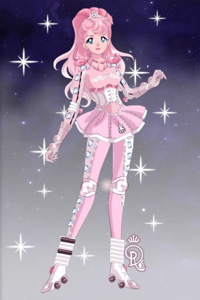 Pearl (Starlight Express) ~ The sweet and innocent observation coach