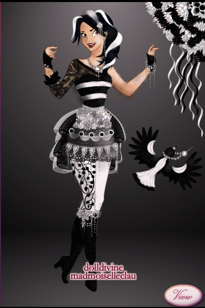 The Magpie\'s Song ~ Another doll that crashed while in the m