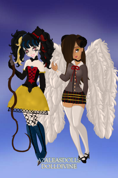 Monster High ~ Two new Monster High Oc's. Cero Bigtop -