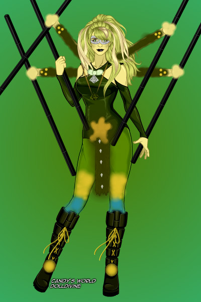 Chrysolite 2 ~ Made for me by @DeathsKiss