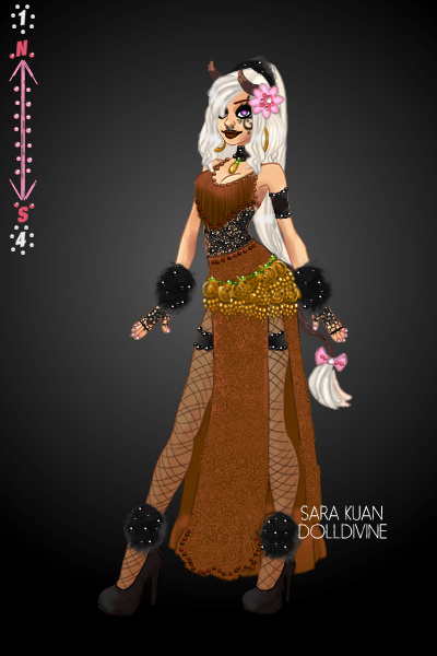 Verena Frost - DDNTM UC - 6th Round: Chi ~ Here's Verena! 
