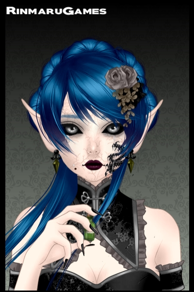 My Halloween Spirit ~ Inspired by Blue and Nameless! :)