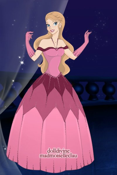 My Ball Gown ~ by Pipsqueak for Falak's contest :)