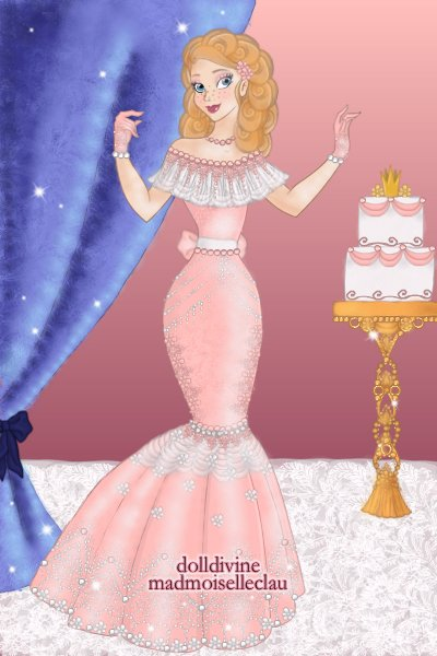A Birthday Gown ~ ~Pipsqueak, for my birthday contest :) H