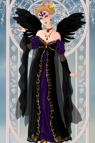 Persephone (Queen Form) ~ This is my vision of Persephone, Greek g