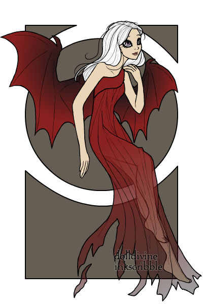 Daenerys Targaryen ~ I gave her dragon wings!