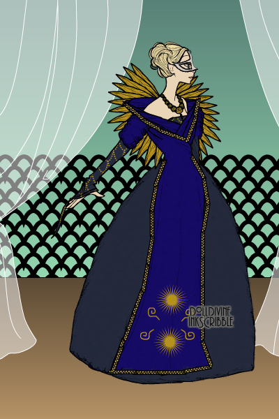 Empress Celene ~ Omg this took a long time but I'm very p
