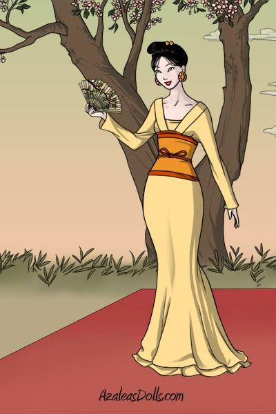 Princess Sue from Mulan 2. ~