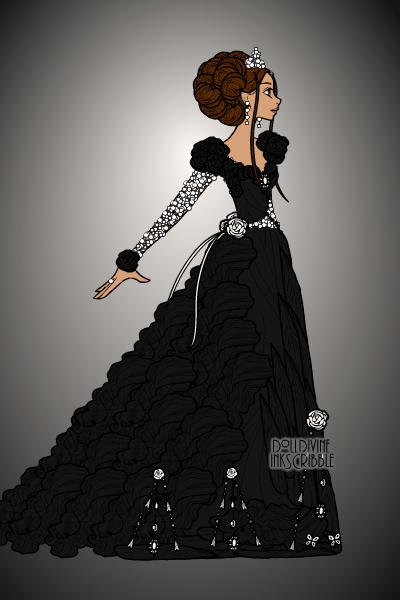 Black and White Ball! ~