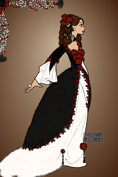 Me in Renaissance clothing! ~