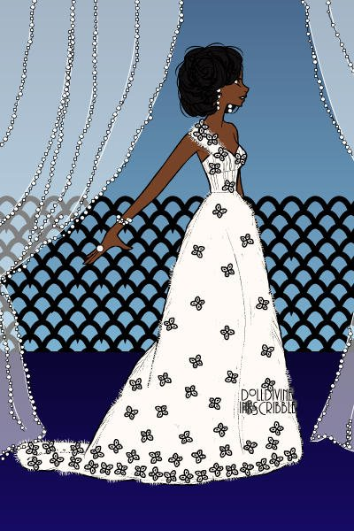 Michelle Obama Inauguration Ball gown! ~