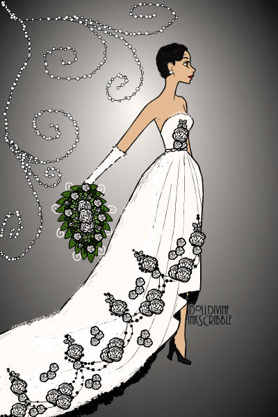 Sabrina wedding dress! ~