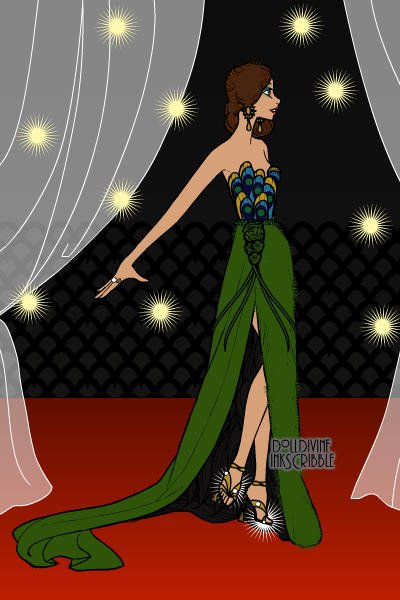 Red carpet night! ~ Inspired by http://alexakaypr.files.word