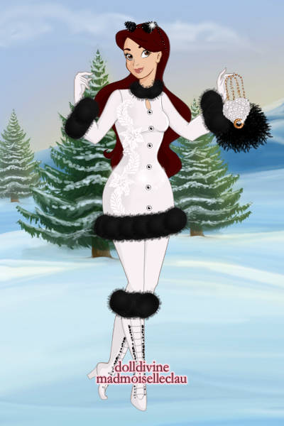 Winter fashion! ~