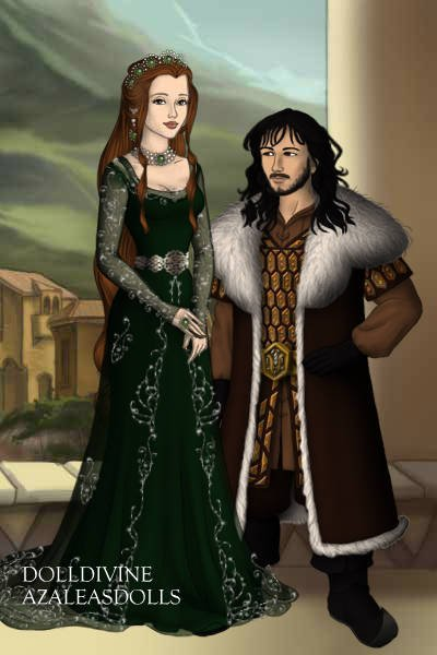 Tauriel and Kili! ~