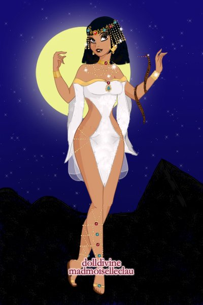 Cleopatra: the sexiest Queen! ~