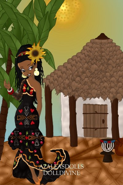Cameroon! ~ #Africa #Pattern #Gown #World