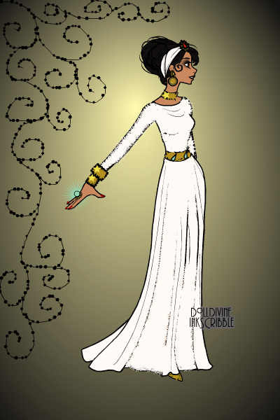 Disney Fashion: The Sultan! ~ Character from Aladdin!