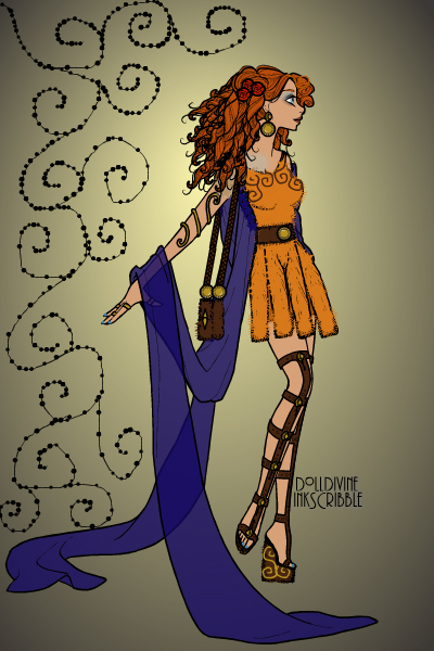 Disney Fashion: Hercules! ~ #Disney #Fashion #Hero #Hercules
