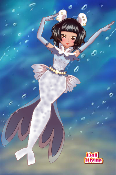 Sea Lionmaid ~ i forgot the specific sea lion i was goi