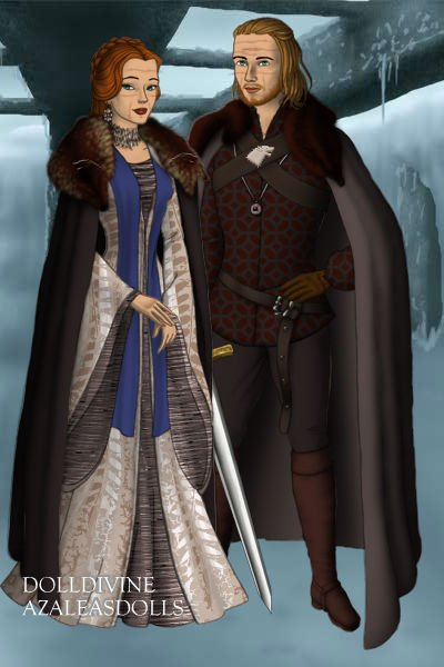 Lord and Lady Stark ~