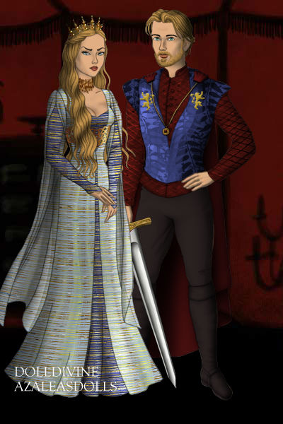 Cersei and Jaime Lannister ~