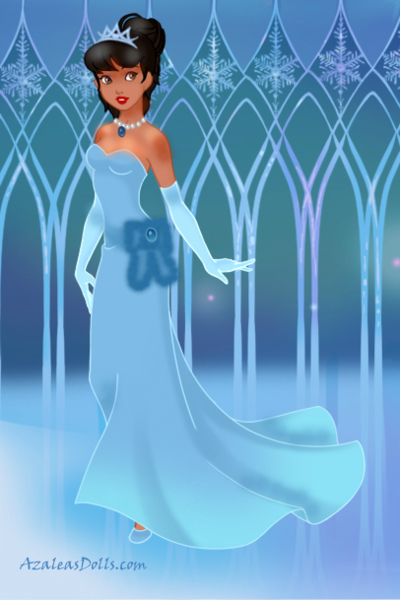 Tiana ~ Alright, I know this doesn't look very m