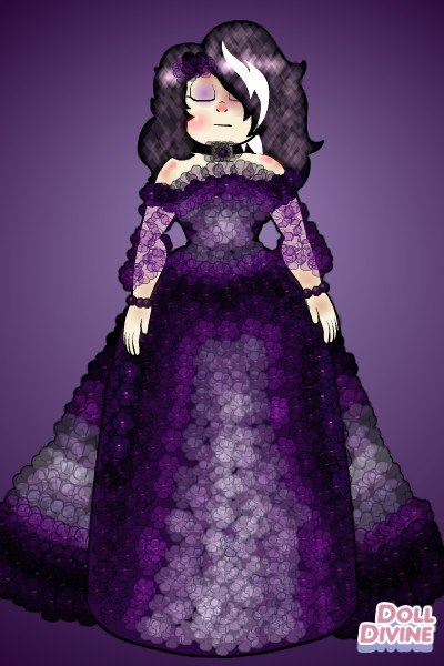 Queen Wisteria Wolfe Bane ~ Because Wisteria totally needs another p