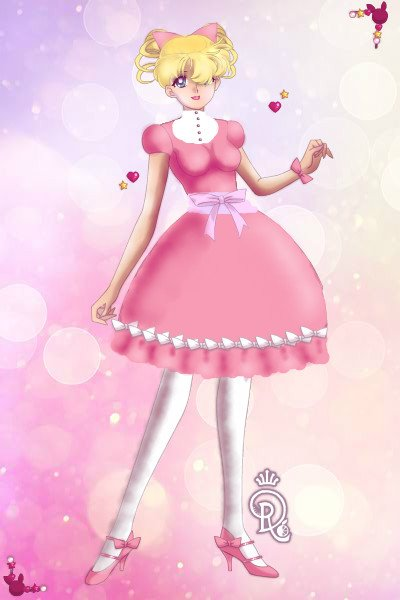 Sweet Lolita! <3 ~ You guys know I'm no fan of pink but...I