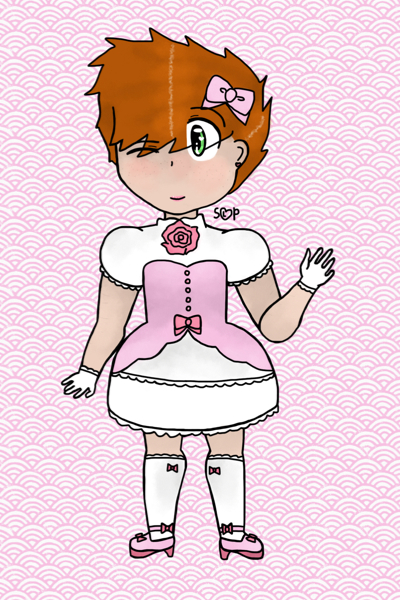 Sweet Lolita Harvey ~ I swear I only have the inspiration for