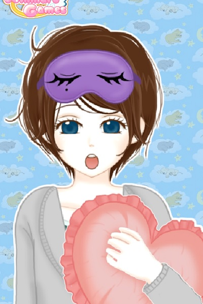 New Avatar ~ Kinda looks like me and kinda doesn't. O