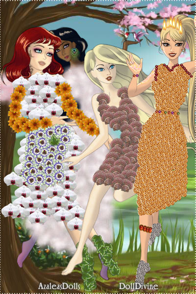 all elements in drag n drop dresses (i p ~ wow... the oldest dolls on my account...