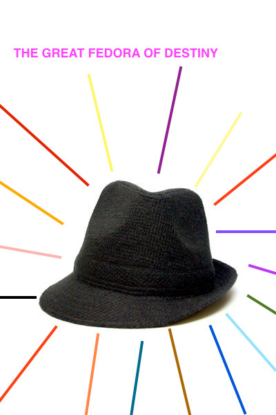 FEDORA ~ My brother's being a racist jerk, so her