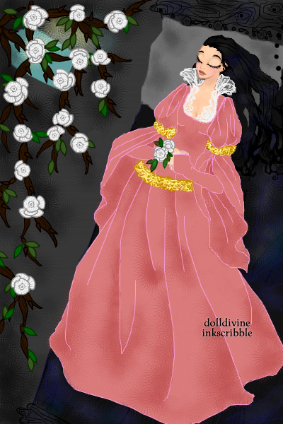 SleepingBeauty ~ Based off of this beautiful pic :http://