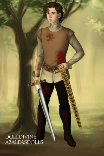 Young King Arthur After a Battle ~ #arthurianlegend