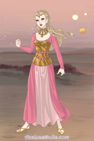 Lilah ~ a.k.a. The Dragon Princess #thequestfora