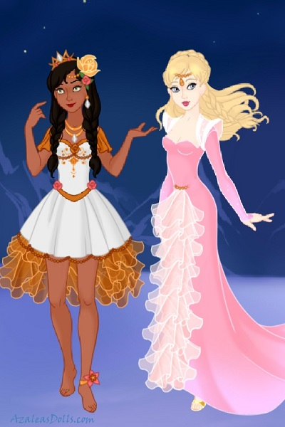 Anora and Lilah ~ Anora (adopted from bluesmooth127 http:/