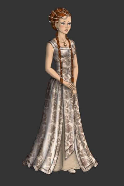 Sansa Starks Wedding Dress Sansas Is One Of My Favou
