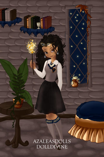 Ravenclaw student (for Magical) ~