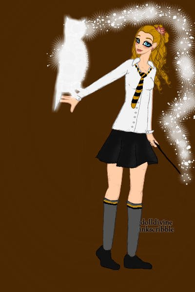Expecto Patronum! (for HufflepuffHugs) ~