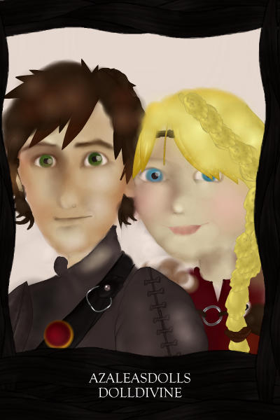 Hiccup & Astrid (for snoxx) ~