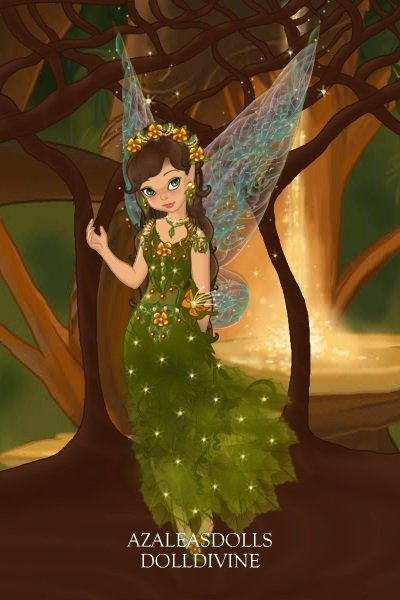 Midori (name courtesy of DuskyAsianRose) ~ I got bored......and I created the Pixie