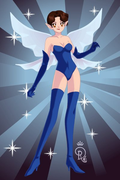 Pixie ~ This is the Pixie from the Shin Megami T