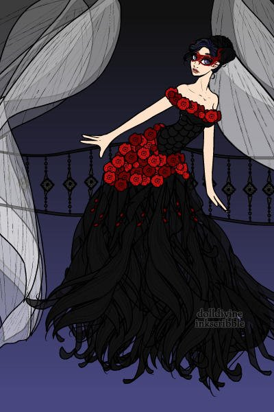 Intrigue ~ This dress is a contest-entry creation (