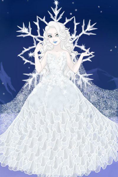The Snow Queen By Starshipsally
